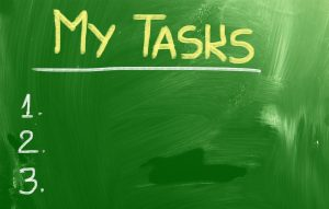 """My Daily """"To Do"""" list may seem Daunting to others, But is """"Normal"""" for me."""